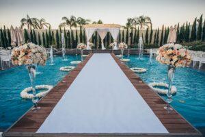 חתונת שישי בצהרים בקולוניה גן אירועים