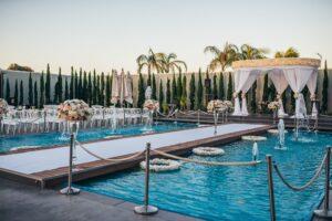 חתונת קיץ בקולוניה גן אירועים